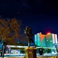 Памятник скульптура :: Сергей Алексеев