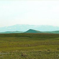 горный пейзаж.... :: Юрий Владимирович