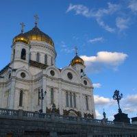 Кафедральный собор храм Христа спасителя :: Екатерррина Полунина