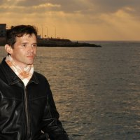 Люблю вечернее море :: Дмитрий Моисеев