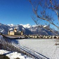 Замок Эгль, Швейцария :: Ирина Егорова
