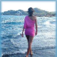 Идущая по волнам :: nika555nika Ирина