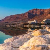 На мертвом море :: сергей cередовой