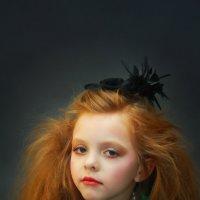 маленькая модель :: Светлана Трофимова