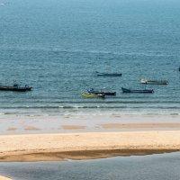 Индийский океан, побережье Аравийского моря :: Виктор Куприянов