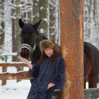 Ещё зимой :: М. Дерксен Derksen