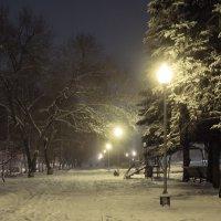 Ночной пейзаж :: Артем
