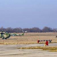Вертолет с парашютистами! Готовность №1 :: Игорь Сикорский