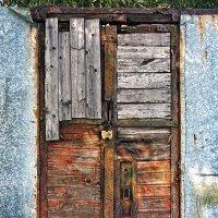 Про одну дверь :: Николай Белавин
