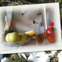 Среди зимы лето... :: Тамара (st.tamara)