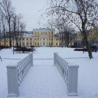 Польский сад  на территории усадьбы Г. Р. Державина :: Елена Смолова