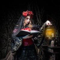 Ведьма :: Ольга Васильева