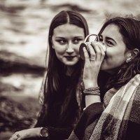 Анна и Анастасия :: Юлия Михайлова