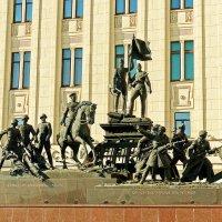 Наше дело было правым , мы победили ! :: Александр Запылёнов