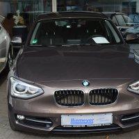 BMW 120d Sport. 185л.с. :: Schbrukunow Gennadi