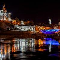 ночной Витебск :: Виктор Николаев