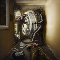 Ограбление банка :: Алексей Ануфриев