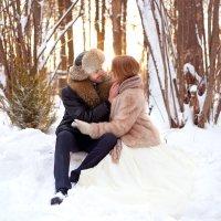 зимняя прогулка :: Юлия Полянина