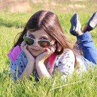 Летняя пора :: Валерия Позднякова