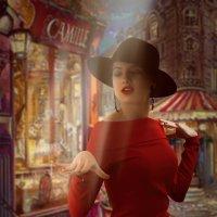 Красное и чёрное :: Андрей Колмаков