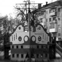 """Сухопутный корабль"". :: Slava Rogov"