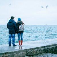 море :: Настасья Войтун
