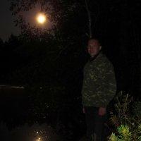 Ночная сказка :: Волк-ПРИЗРАК Фомин Виталий