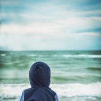 Мальчик и море :: Ксения Базарова