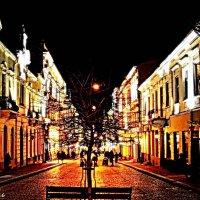 Вечірне місто :: Степан Карачко