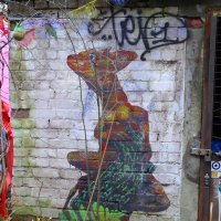Hamburg. Street Art :: Nina Yudicheva