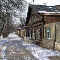 Рязань.Ул.Михайловское шоссе. :: Лесо-Вед (Баранов)