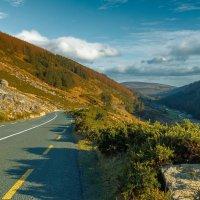 Дорога в горах Ирландии :: Дмитрий Сорокин