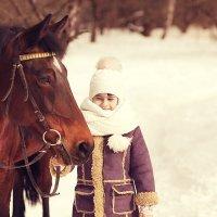 Дружба :: Оксана Шаталина