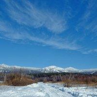 Дорога в горы :: Сергей Комков