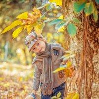 Осенью :: Екатерина Савёлова