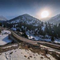дорога на ледники :: Марат Макс