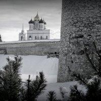 Троицкий собор. Псков. :: Fededuard Винтанюк