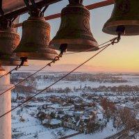 колокола Преподобенской колокольни :: Наталья Рыжкова