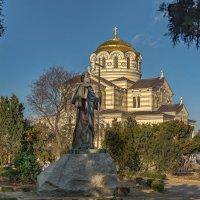Владимирский собор в Херсонесе :: Александр Пушкарёв