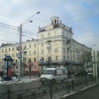 Проезжая по  дороге в городе Калуге... :: Ольга Кривых