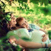 Любовь сына :: Ольга Малинина