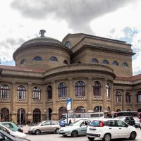 Театр Массимо, Палермо :: Witalij Loewin