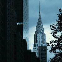 Дух империализма. Нью Йорк :: Виталий Бараковский