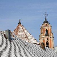 Вильнюс. Последний день зимы. :: Виктор (victor-afinsky)