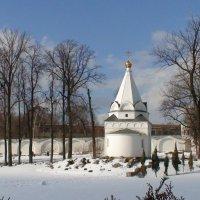 Храм-часовня Страстей Господних :: elena manas