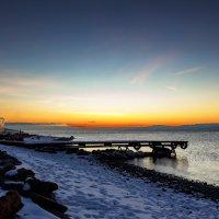Перед восходом солнца :: Анатолий Иргл