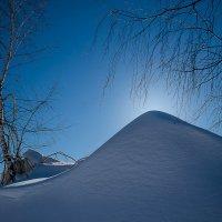 Солнце за холмом :: Алексей Сапожков