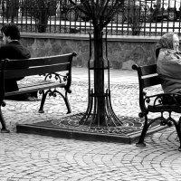 Два покоління :: Степан Карачко
