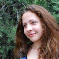 Мир начинается с улыбки. :: Anna Gornostayeva