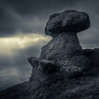 Каменный гриб :: Антон Фатыхов